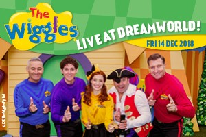 Wiggles performing Live at Dreamworld
