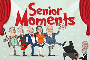 SENIOR MOMENTS: GOLD COAST TICKETS NOW ON SALE